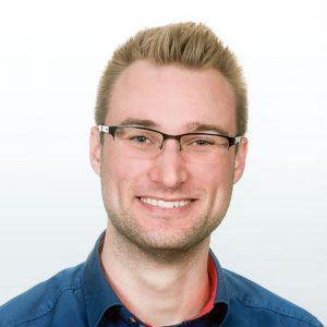 Mitarbeiter Andre Wagner